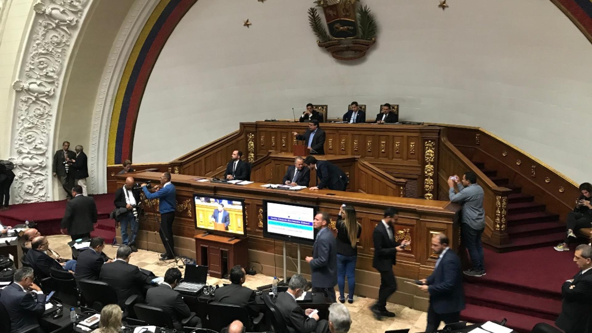 AN ratifica apoyo a propuesta de Guaidó sobre gobierno de emergencia
