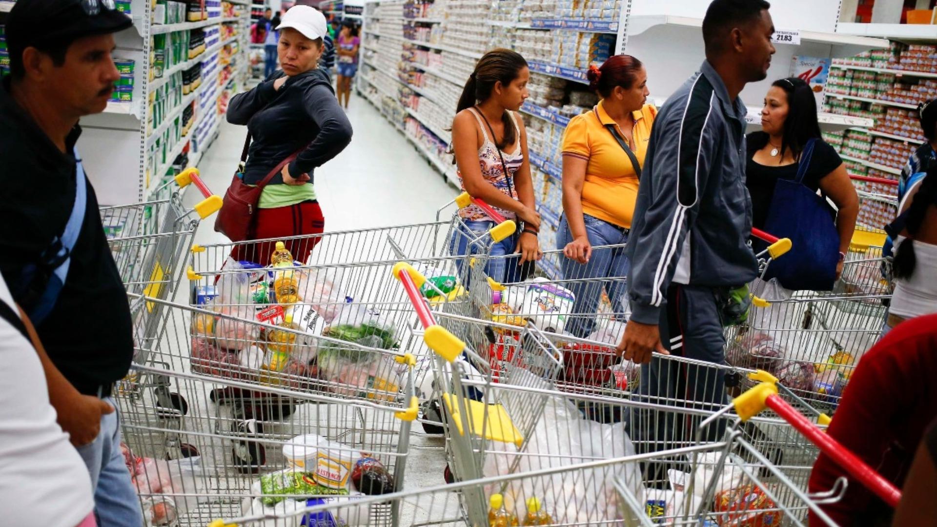 Alimentos en Maracaibo aumentaron 42% pese a la regulación
