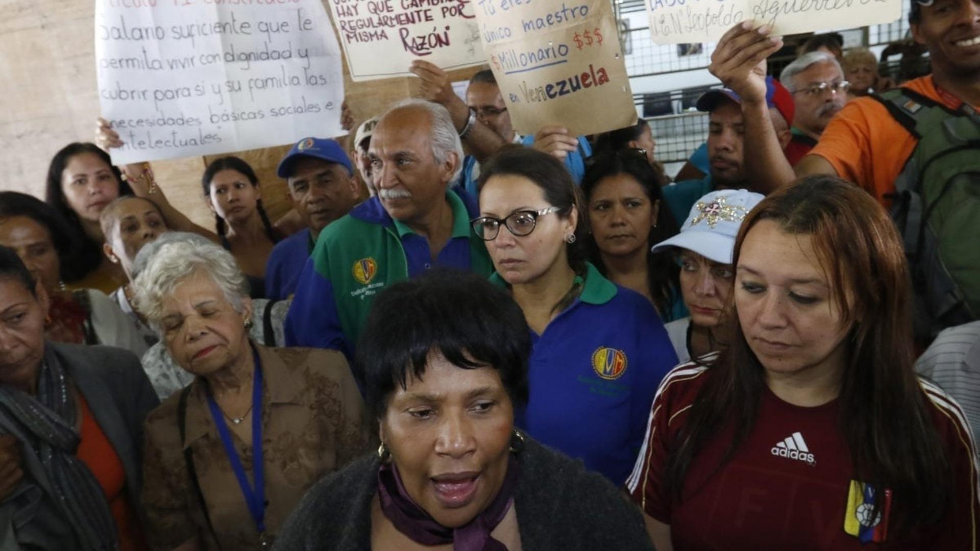 FMI pronostica que Venezuela será el país con mayor desempleo para el 2020