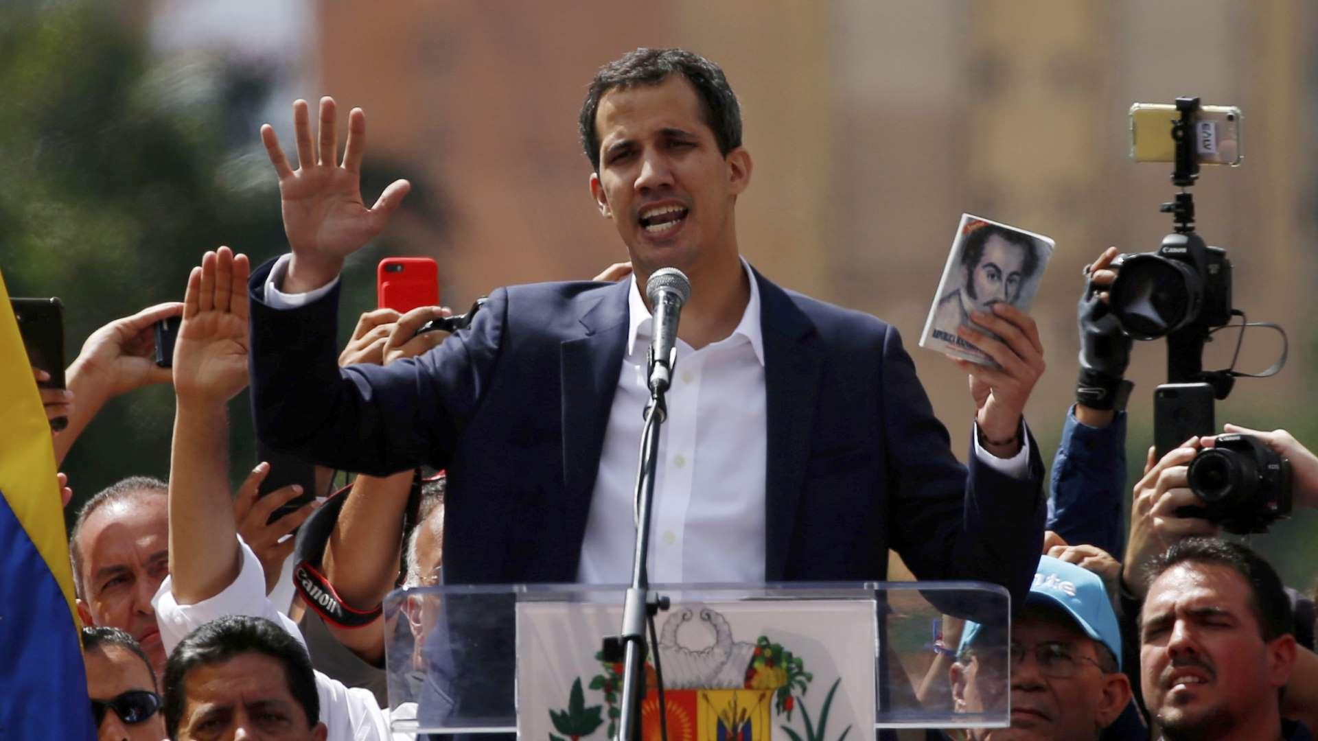 Defensa de Guaidó, por Sebastián de la Nuez