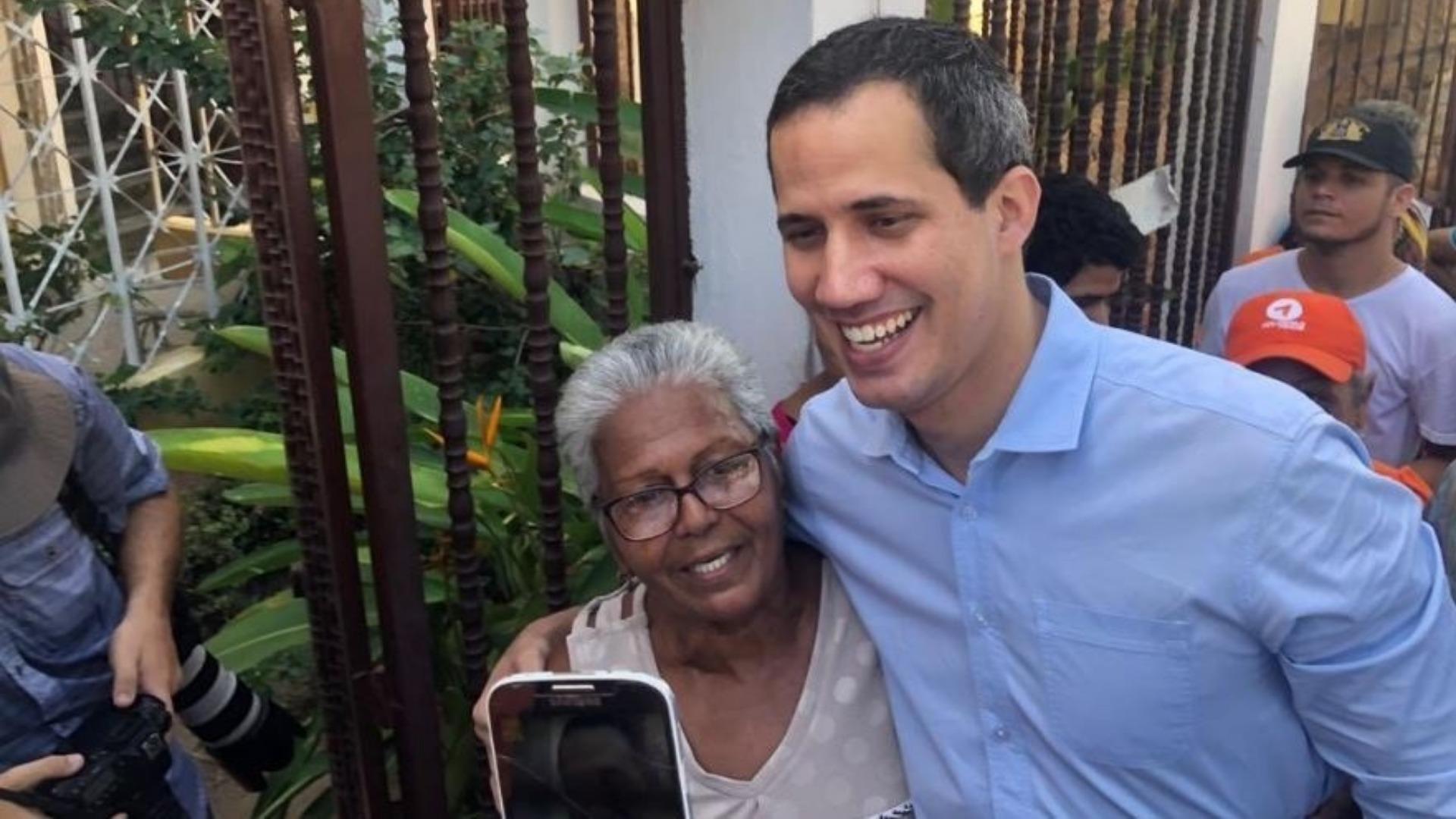 """Guaidó desde Macuto: """"Tengo la absoluta certeza de que Venezuela será libre"""""""