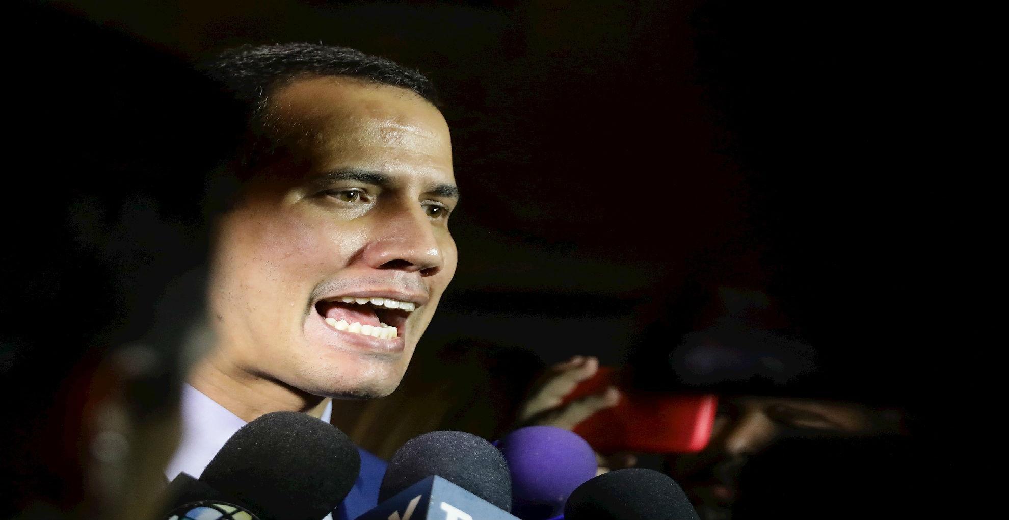 Guaidó: Diputada Fermín se encuentra a buen resguardo