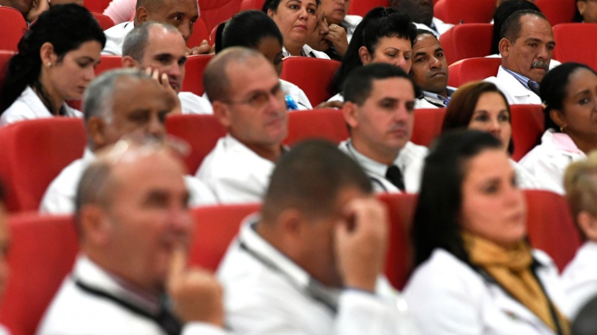 Runrunes de Bocaranda: BAJO – Médicos de Cuba en Qatar