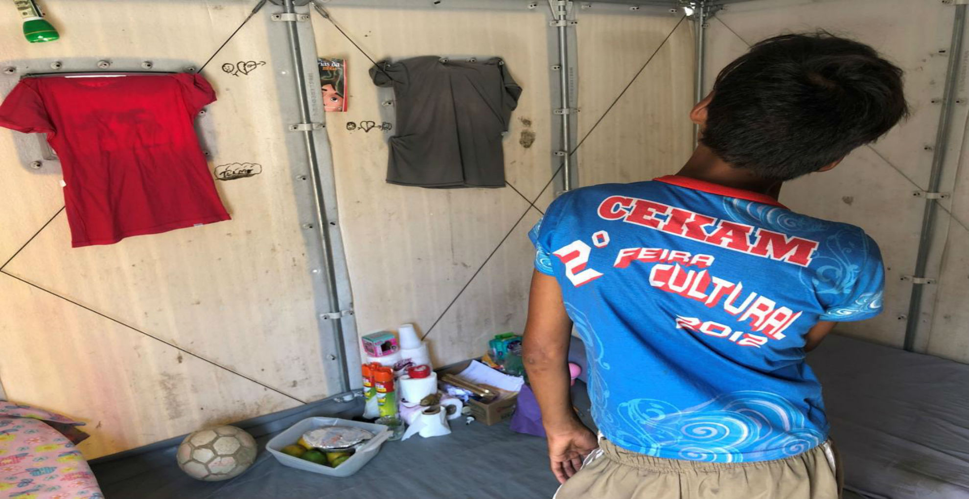 Human Rights Watch: Niños y niñas venezolanos huyen solos de la devastadora crisis