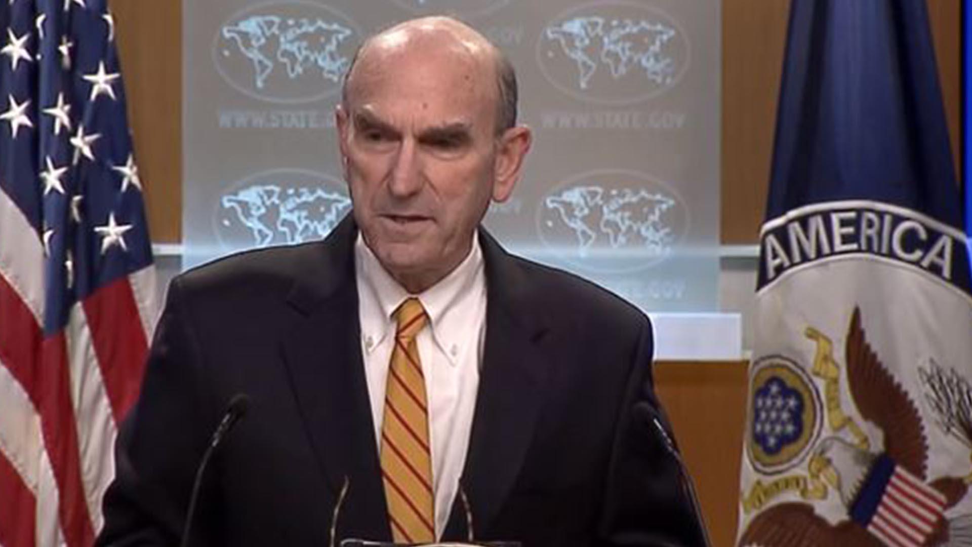 Abrams: Transición democrática no puede empezar con Maduro en el poder