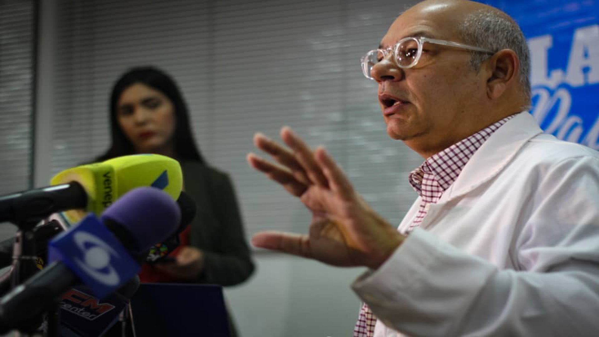 Julio Castro: La realidad es que hoy Caracas tarda 8 a 9 días para saber el resultado de PCR