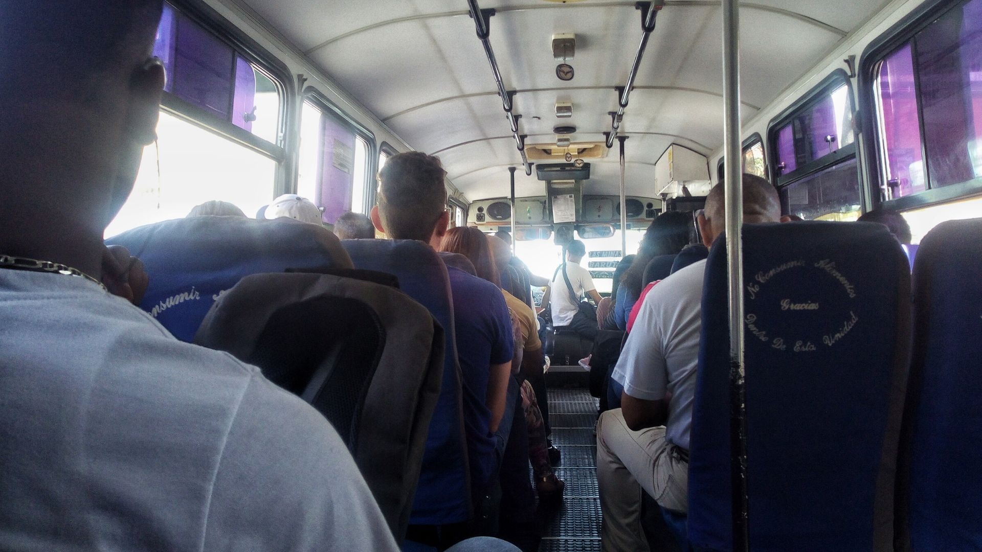 Choferes de Las Minas de Baruta alertan sobre robos y secuestros de autobuses