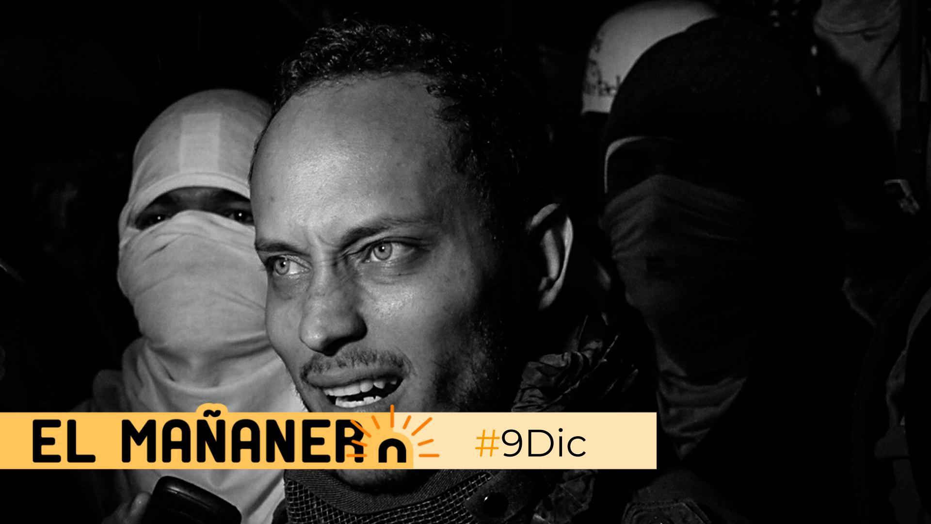 El Mañanero de hoy #9Dic: Las 8 noticias que debes saber