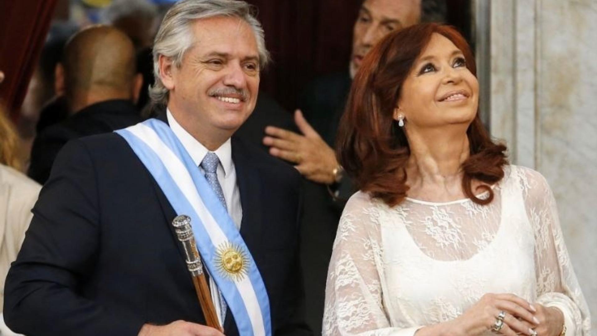 Alberto Fernández asume como presidente de Argentina