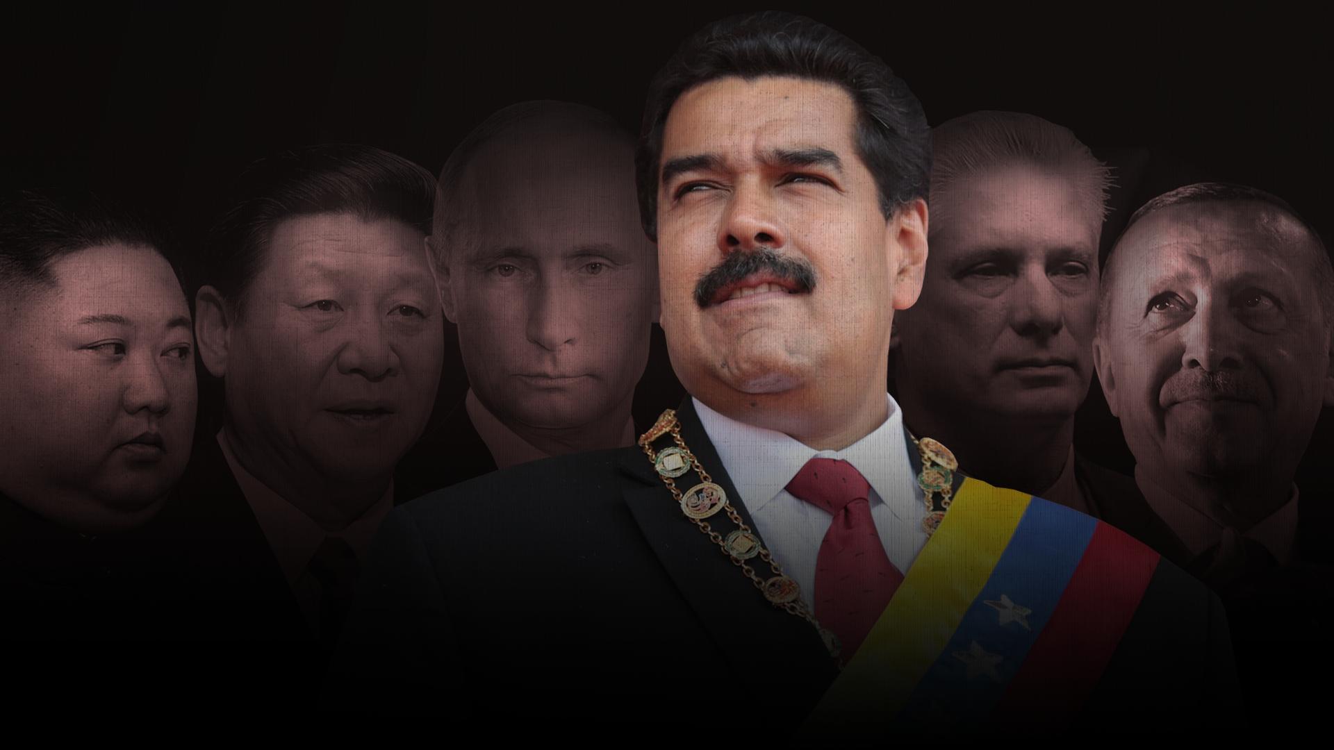 Astucia, falta de escrúpulos y una red de países aliados: así sortean las dictaduras las sanciones económicas