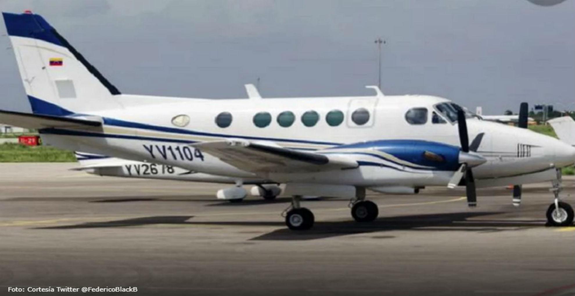 6 claves sobre la avioneta siniestrada procedente de Guasipati