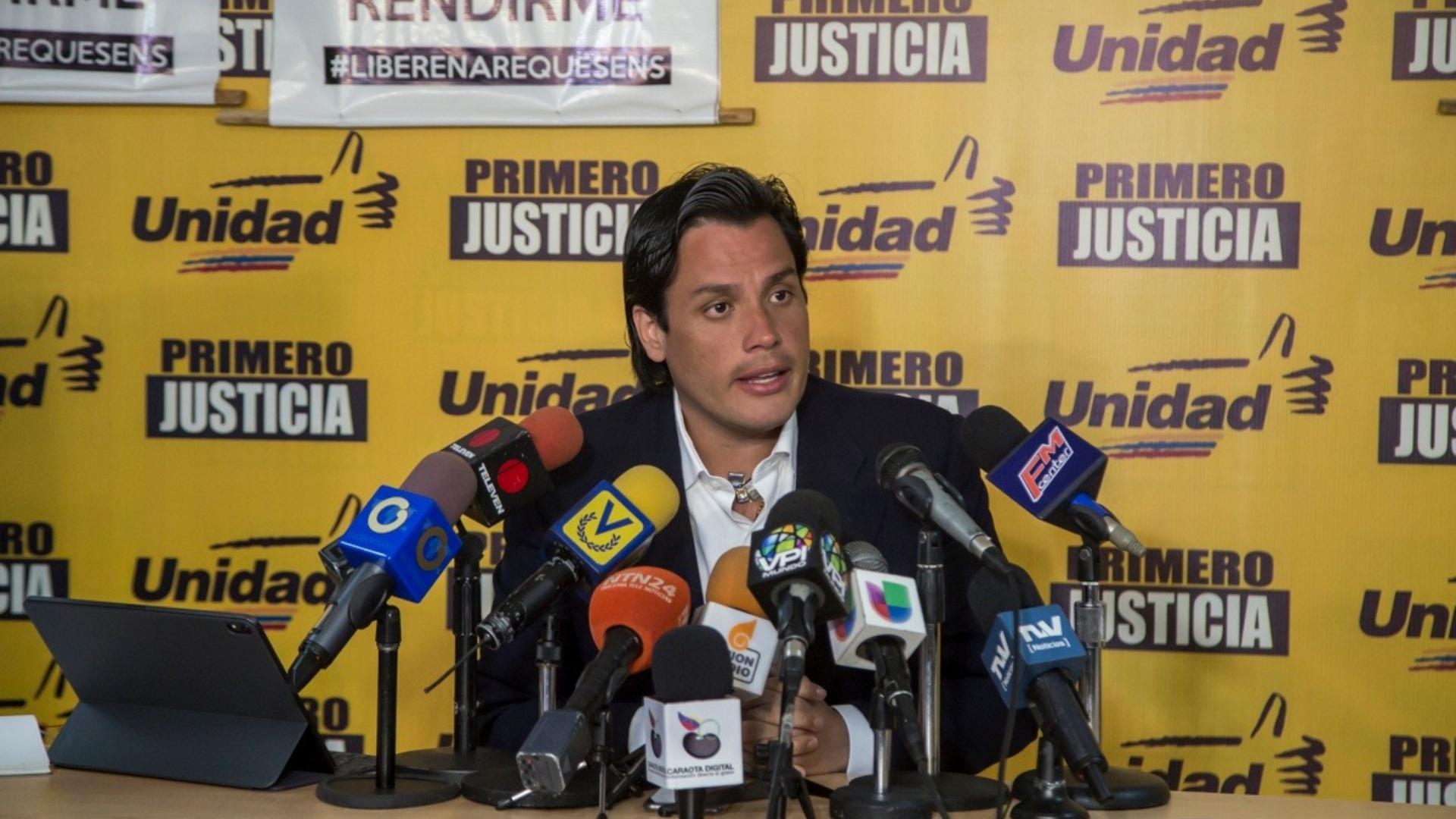 Guaidó encomendó a Carlos Paparoni asistir a la próxima reunión del TIAR