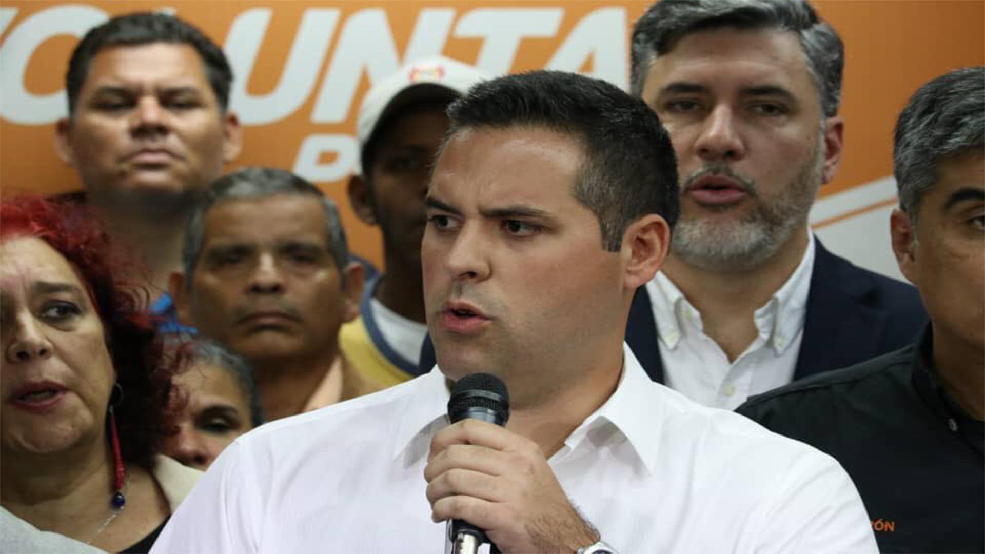 Goicoechea: Me están cobrando la factura por desmontar la Operación Alacrán