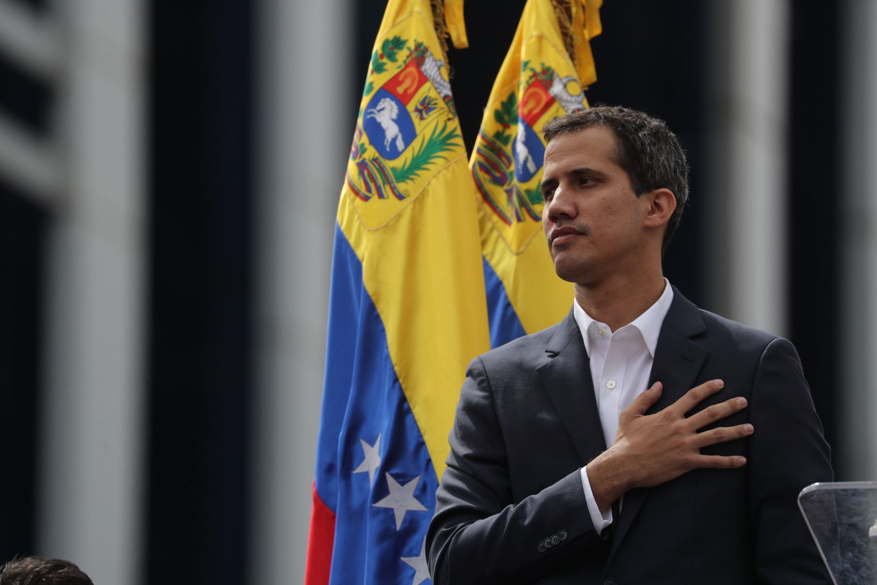 """Guaidó: Mientras la oposición """"marca agenda"""", el gobierno de Maduro se mantiene aislado"""