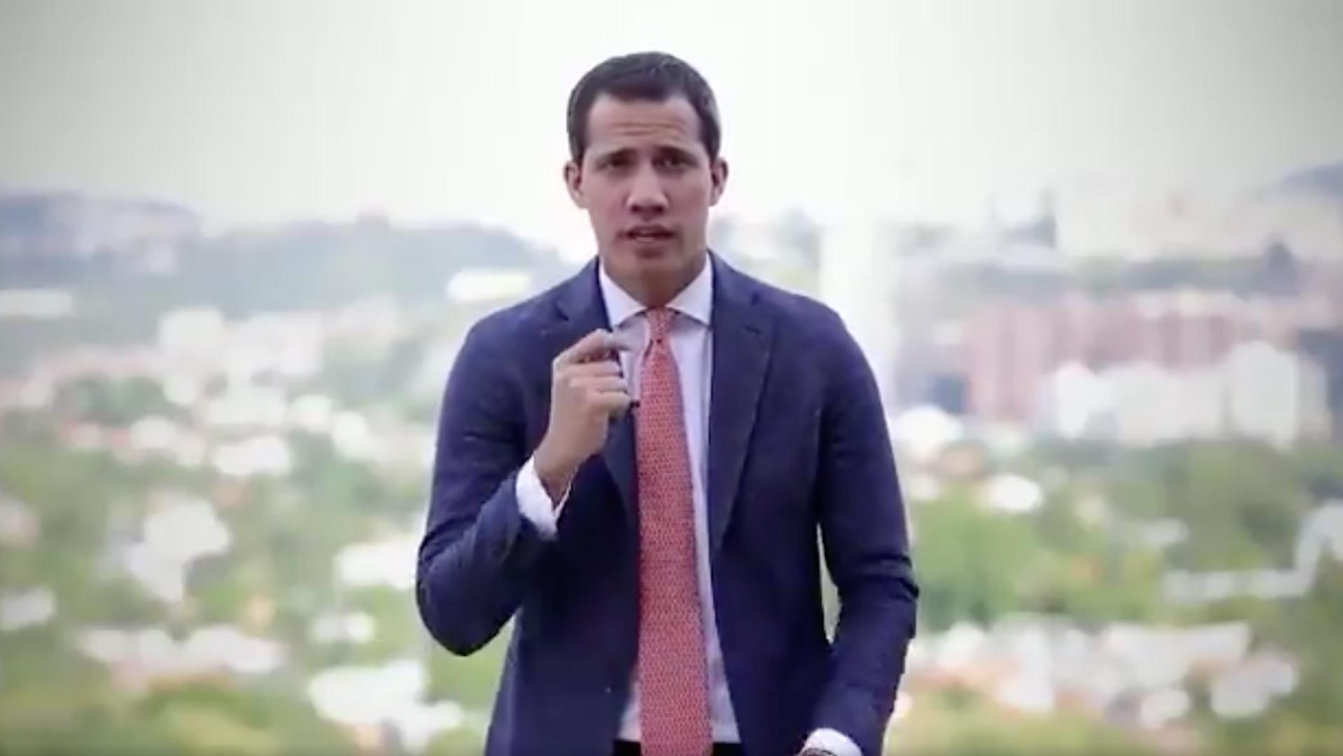Guaidó: rememos juntos y dejemos de lado las diferencias personales