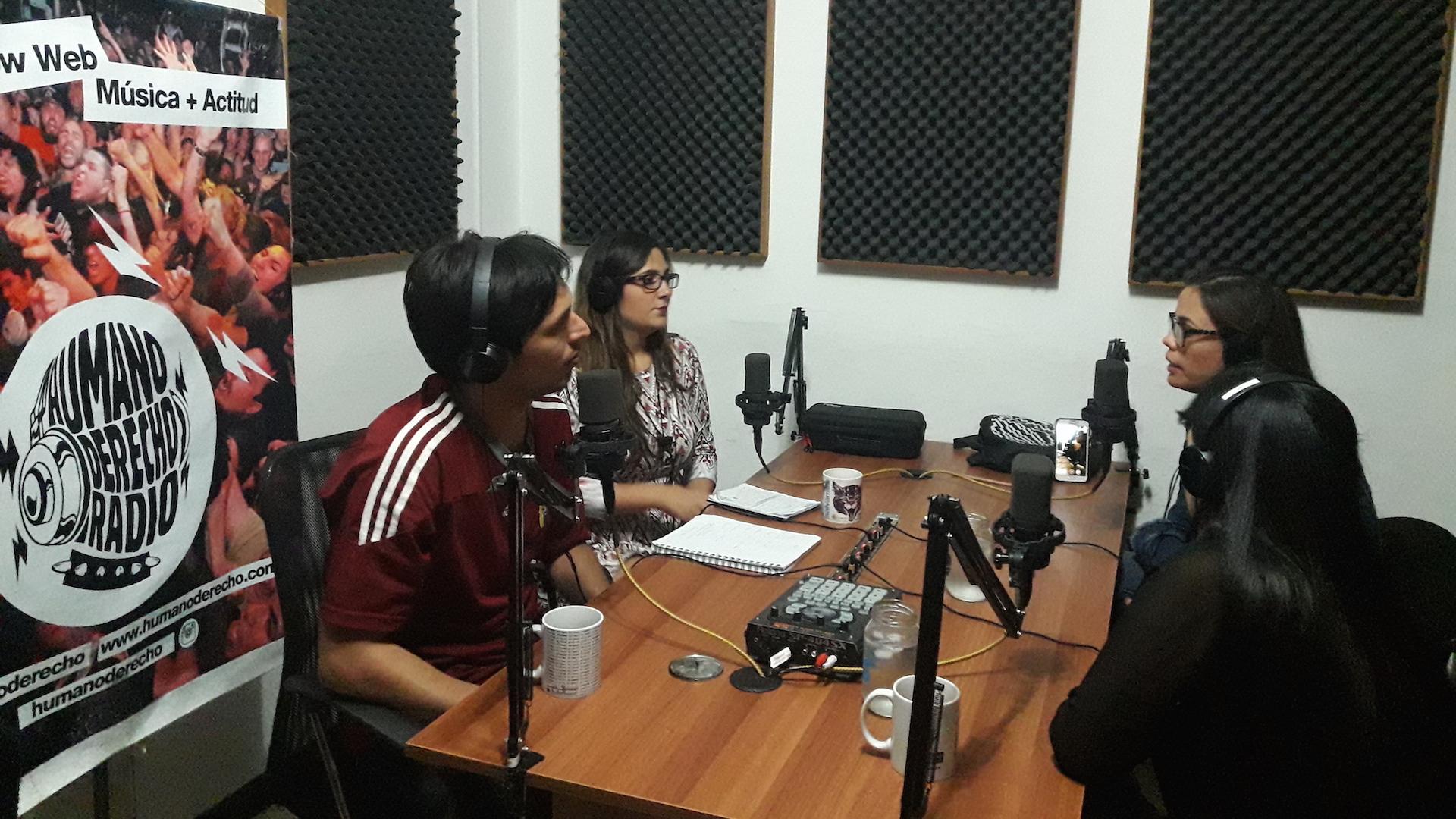 """Humano Derecho #148 con María Eugenia y Michelle Sandoval representantes de """"Medicina con amor Venezuela"""""""