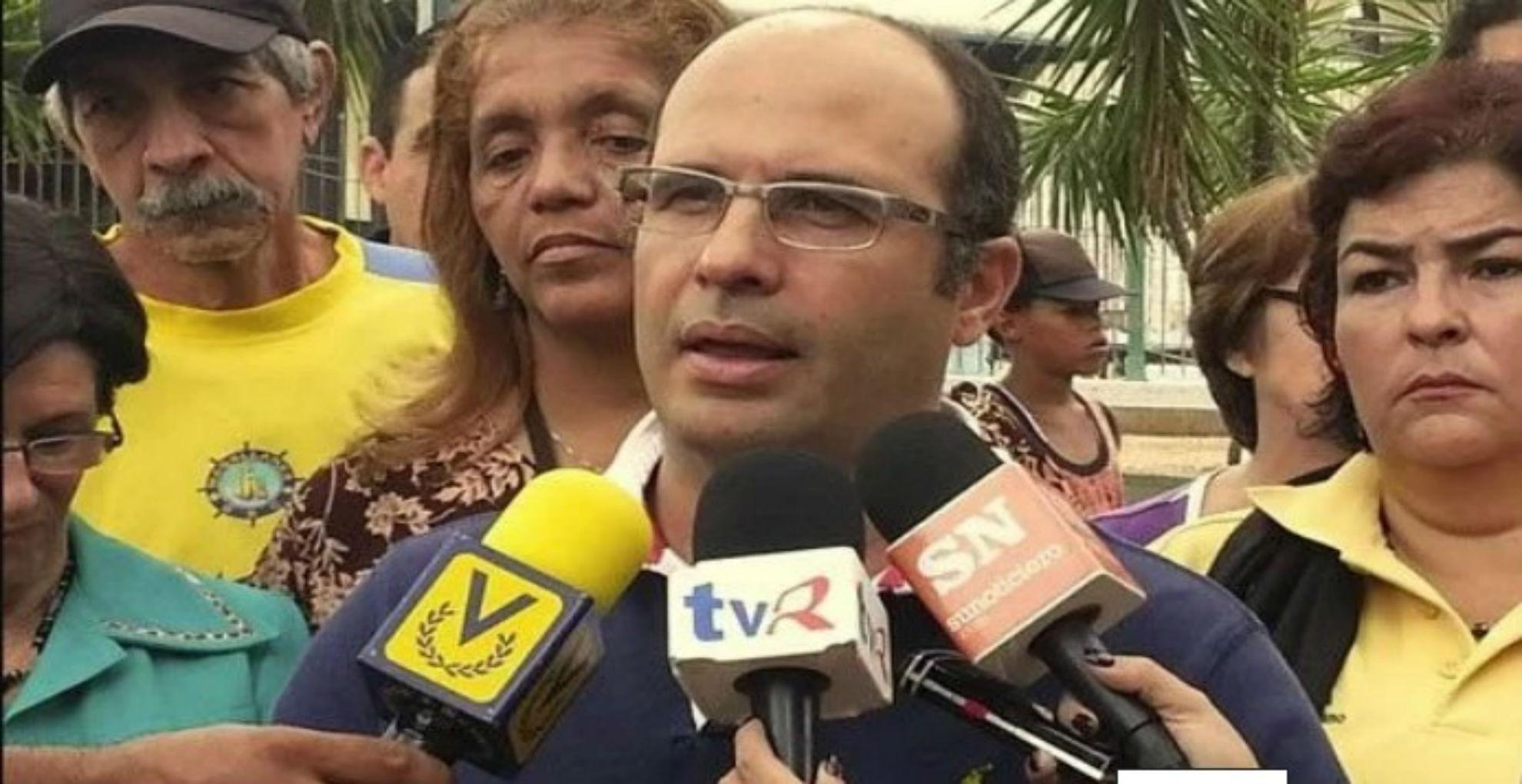 Diputado Jorge Millán denuncia presencia del Sebin en su residencia