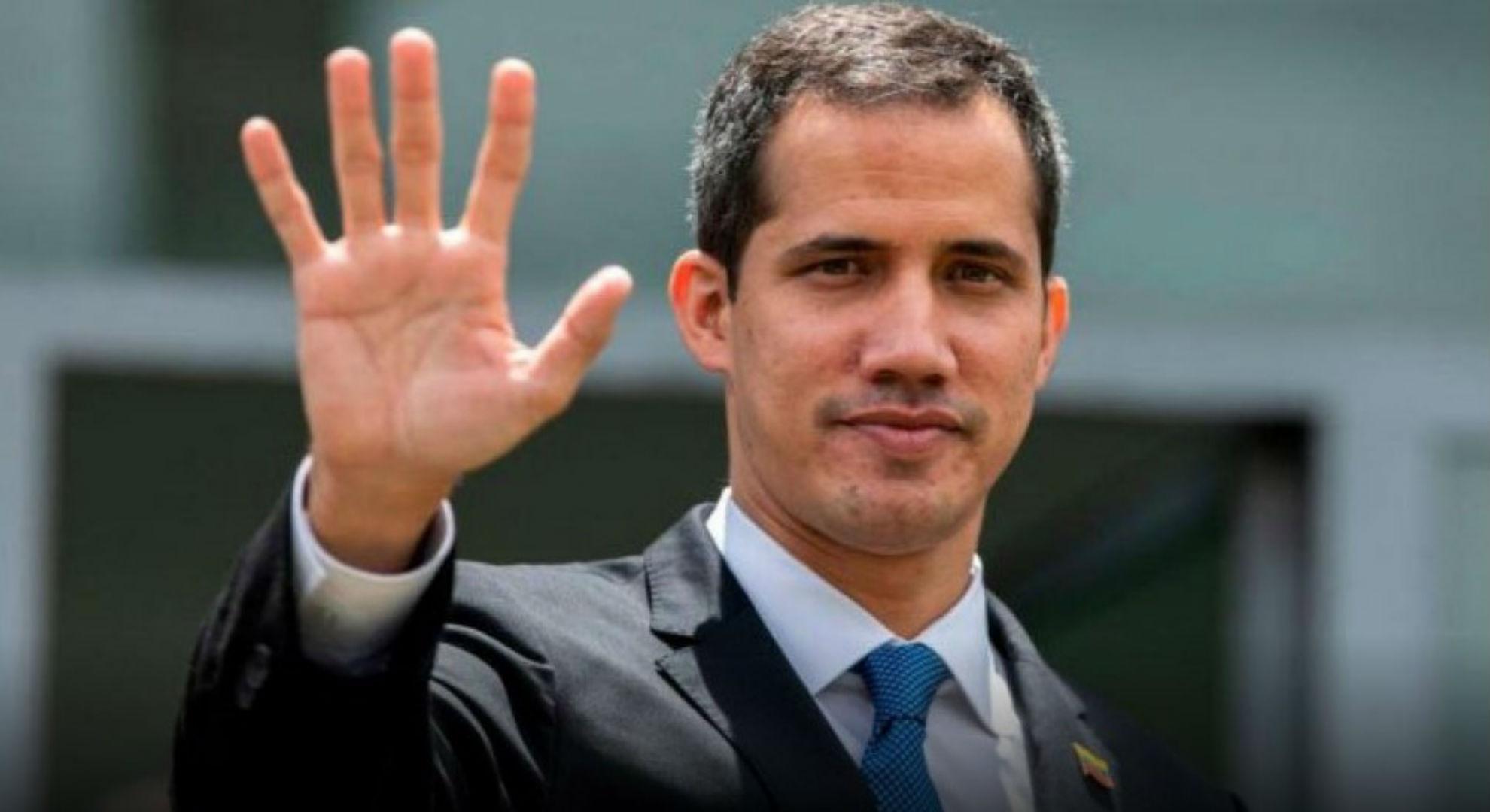 Juan Guaidó presenta al país la agenda para el año 2020