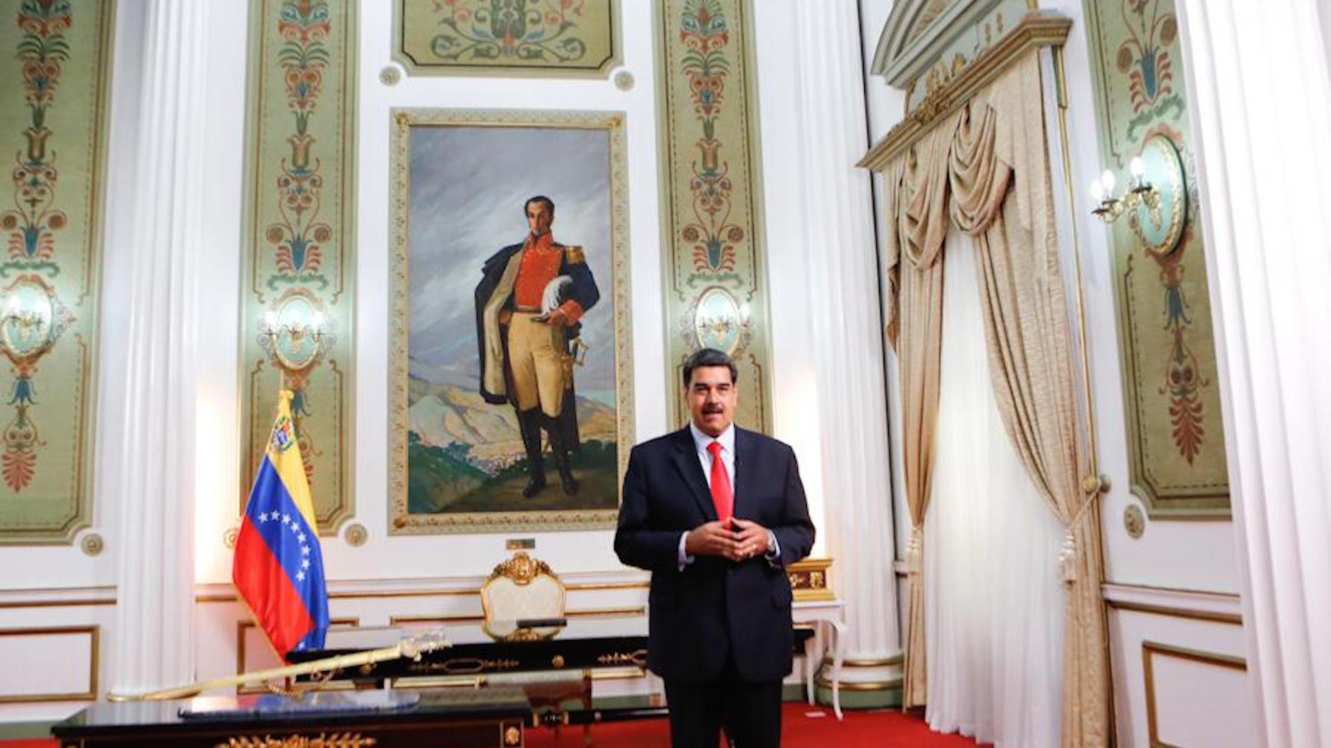 Maduro reafirma derechos de Venezuela sobre territorio Esequibo