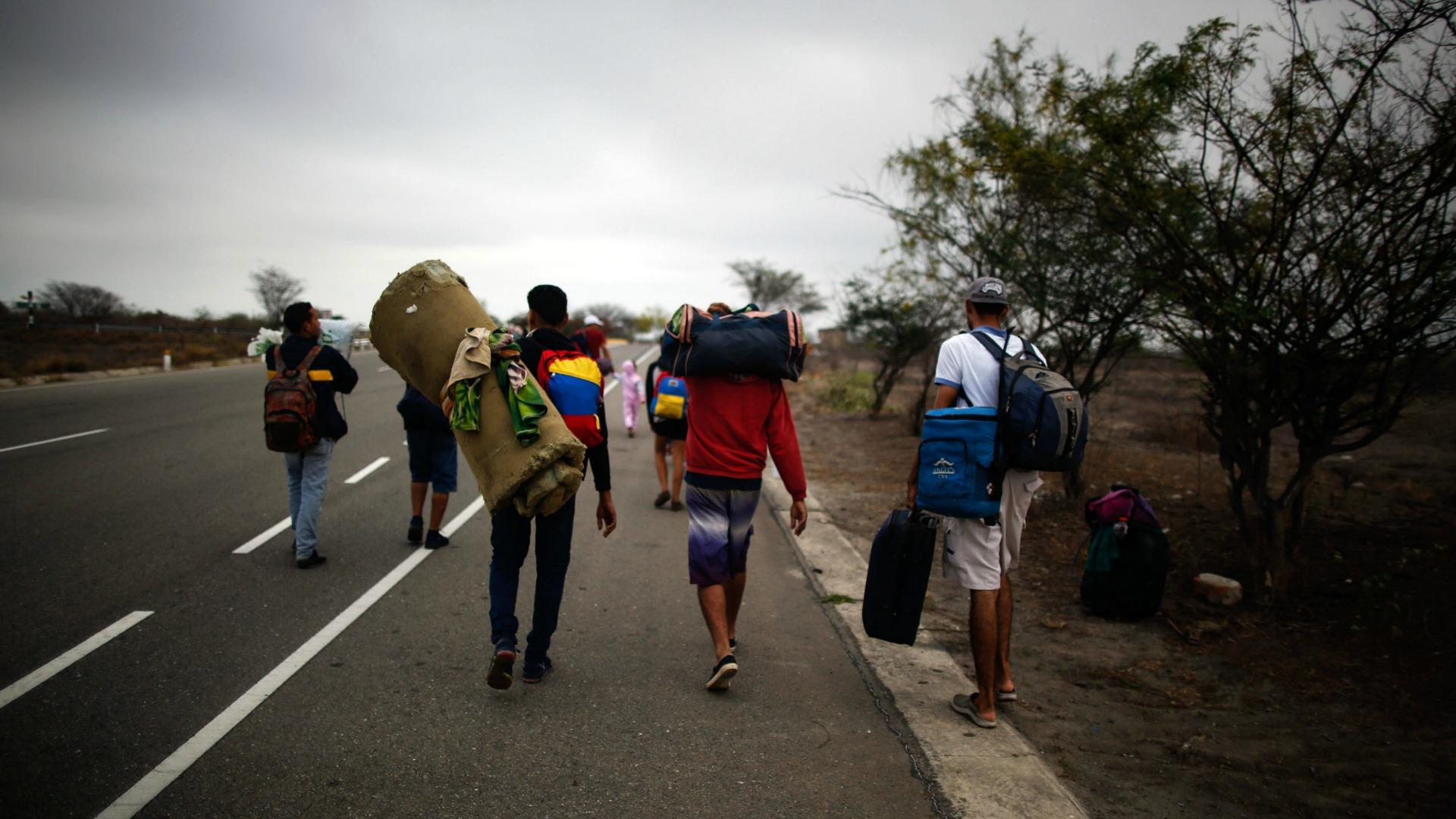Acnur: Venezuela es el segundo país del mundo con mayor éxodo