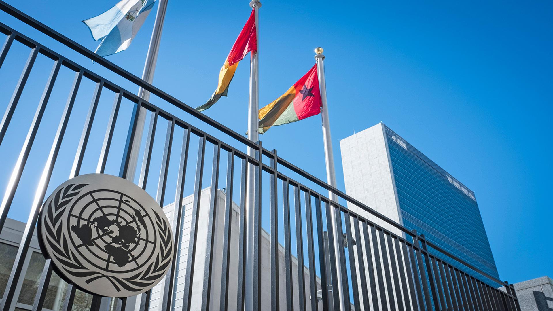 ONU ofrece ayuda al gobierno de Maduro para luchar contra el COVID-19