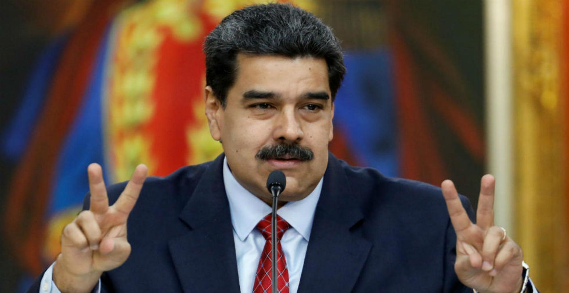 Maduro presenta su #MemoriayCuenta2019 ante la ANC