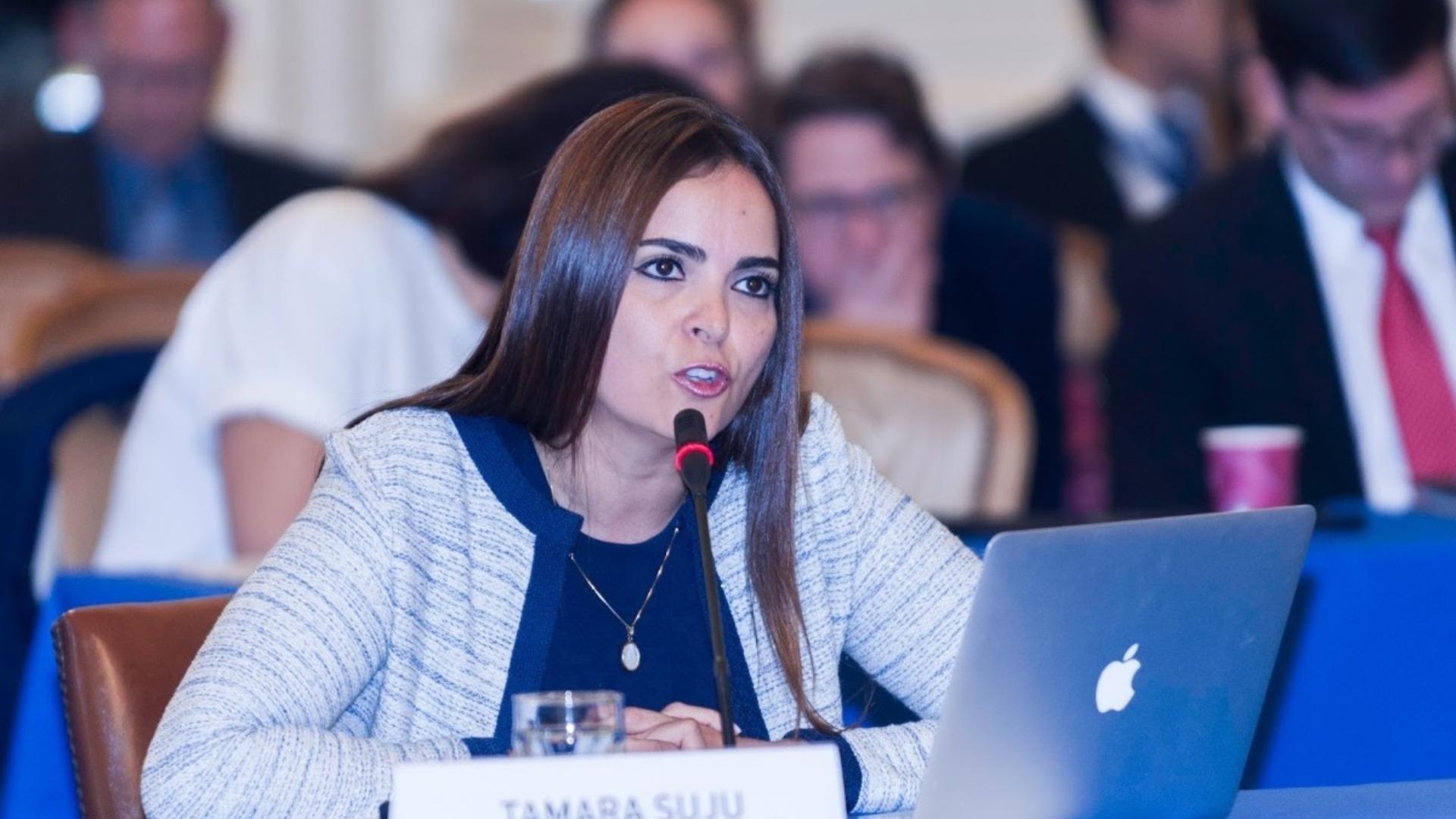 """Tamara Sujú presenta ante la OEA informe de """"patrones de tortura en Venezuela"""""""