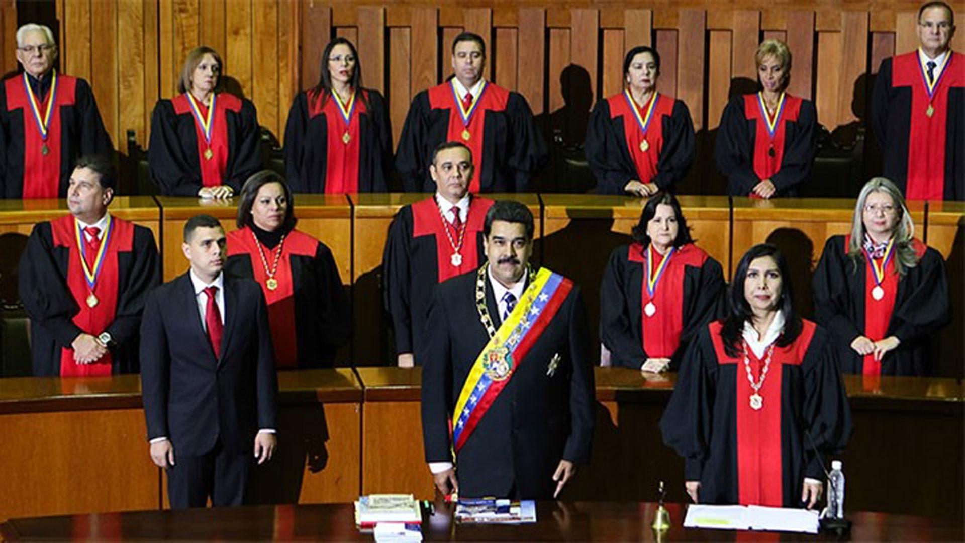 Sala Constitucional ha intervenido ocho partidos en ocho años