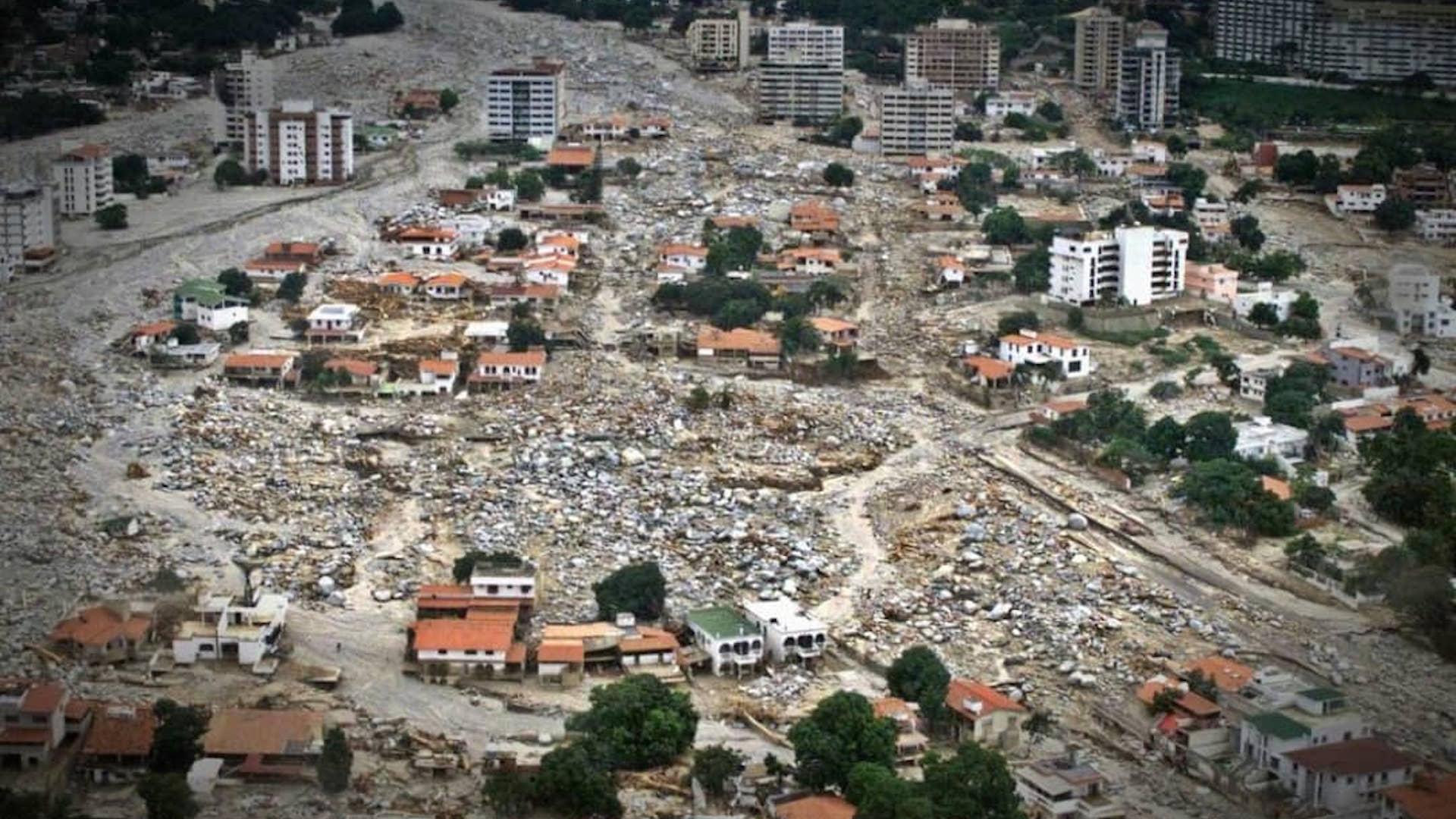 #Vargas20Años | La tragedia que transformó al Litoral Central