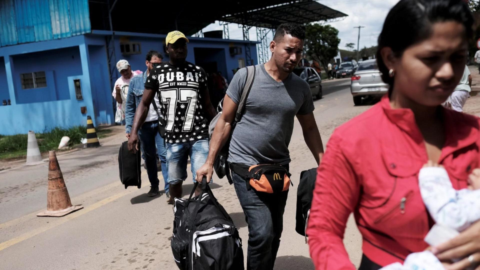 Miles de venezolanos recibieron estatus de refugiado por el gobierno de Brasil