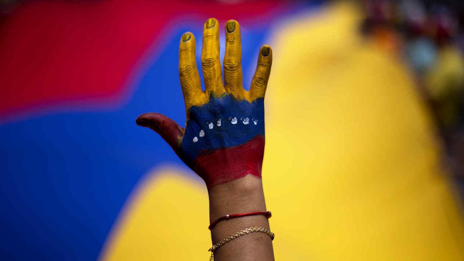 Venezuela en blanco y negro, por Carolina Jaimes Branger