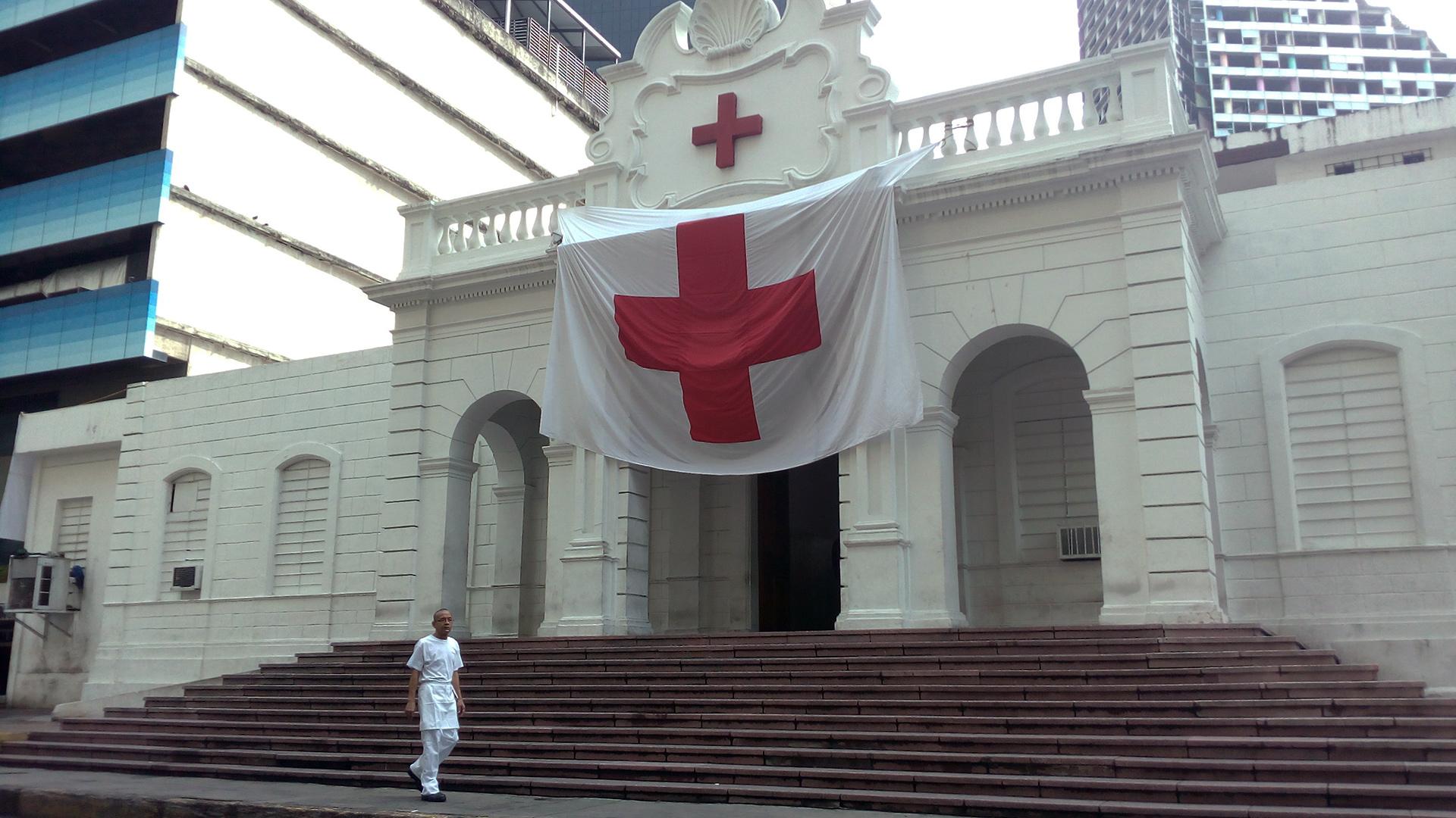 Cruz Roja Venezolana no distribuirá ayuda humanitaria de la OPS