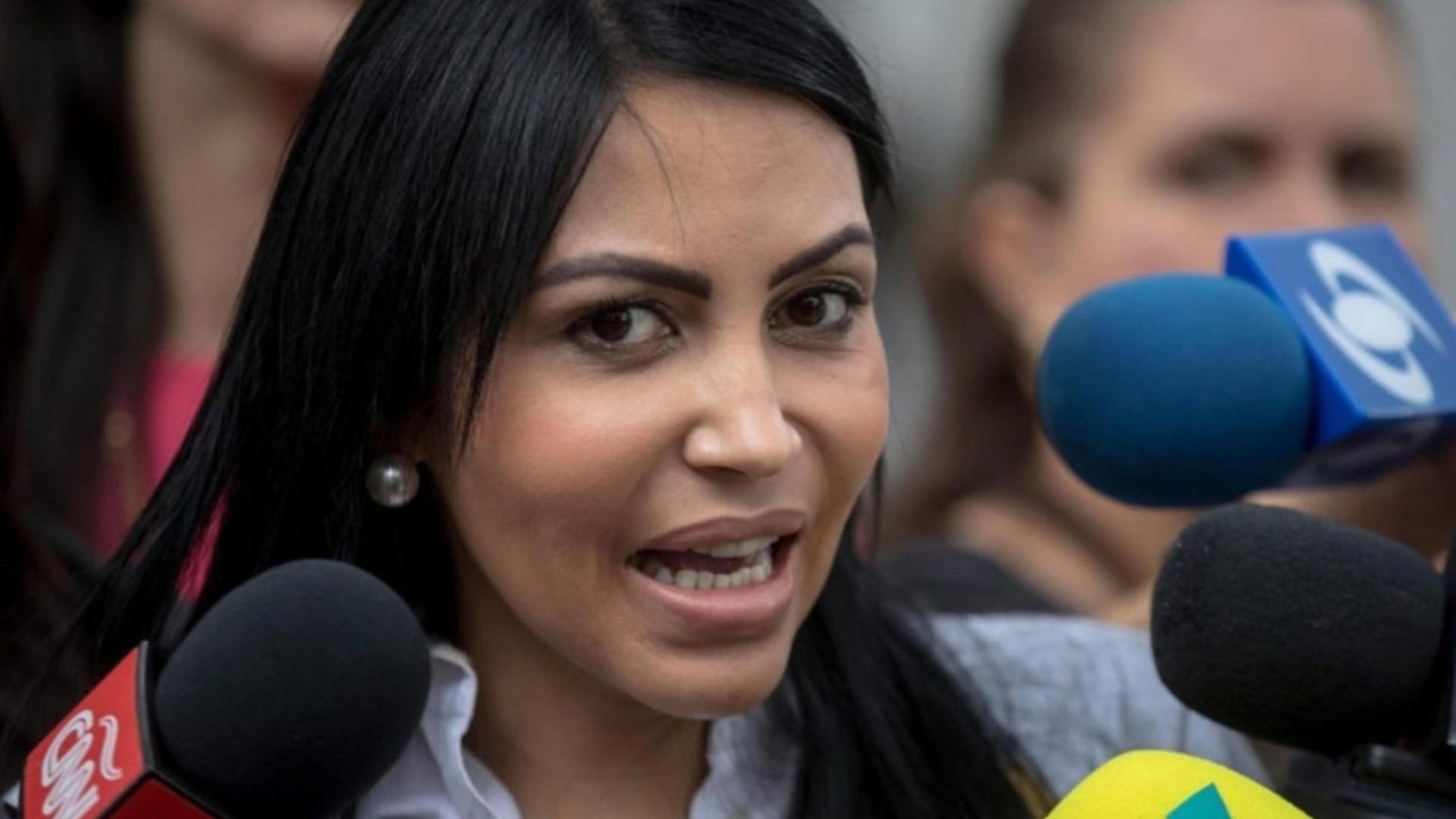 Delsa Solórzano pide liberación de presos políticos ante llegada de coronavirus