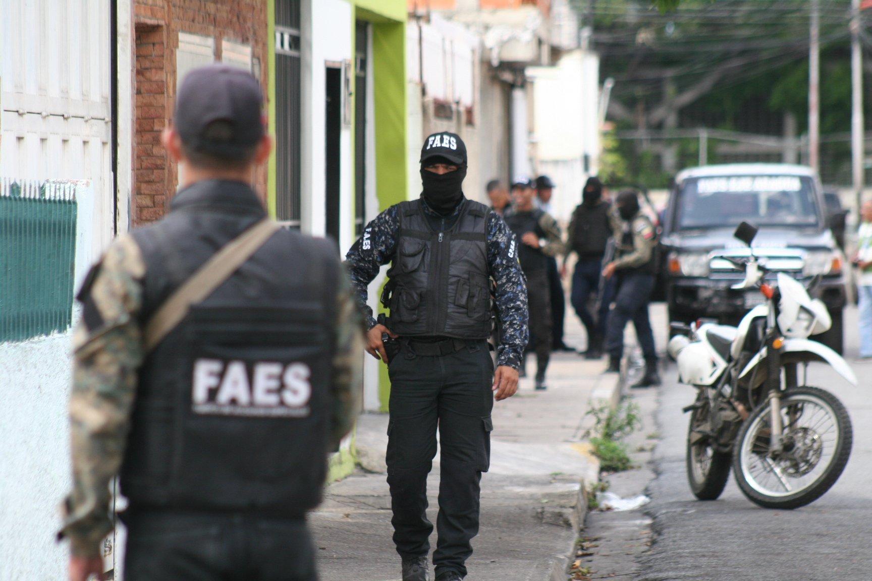 FAES cometieron 70% de las ejecuciones extrajudiciales en Caracas hasta noviembre de 2019