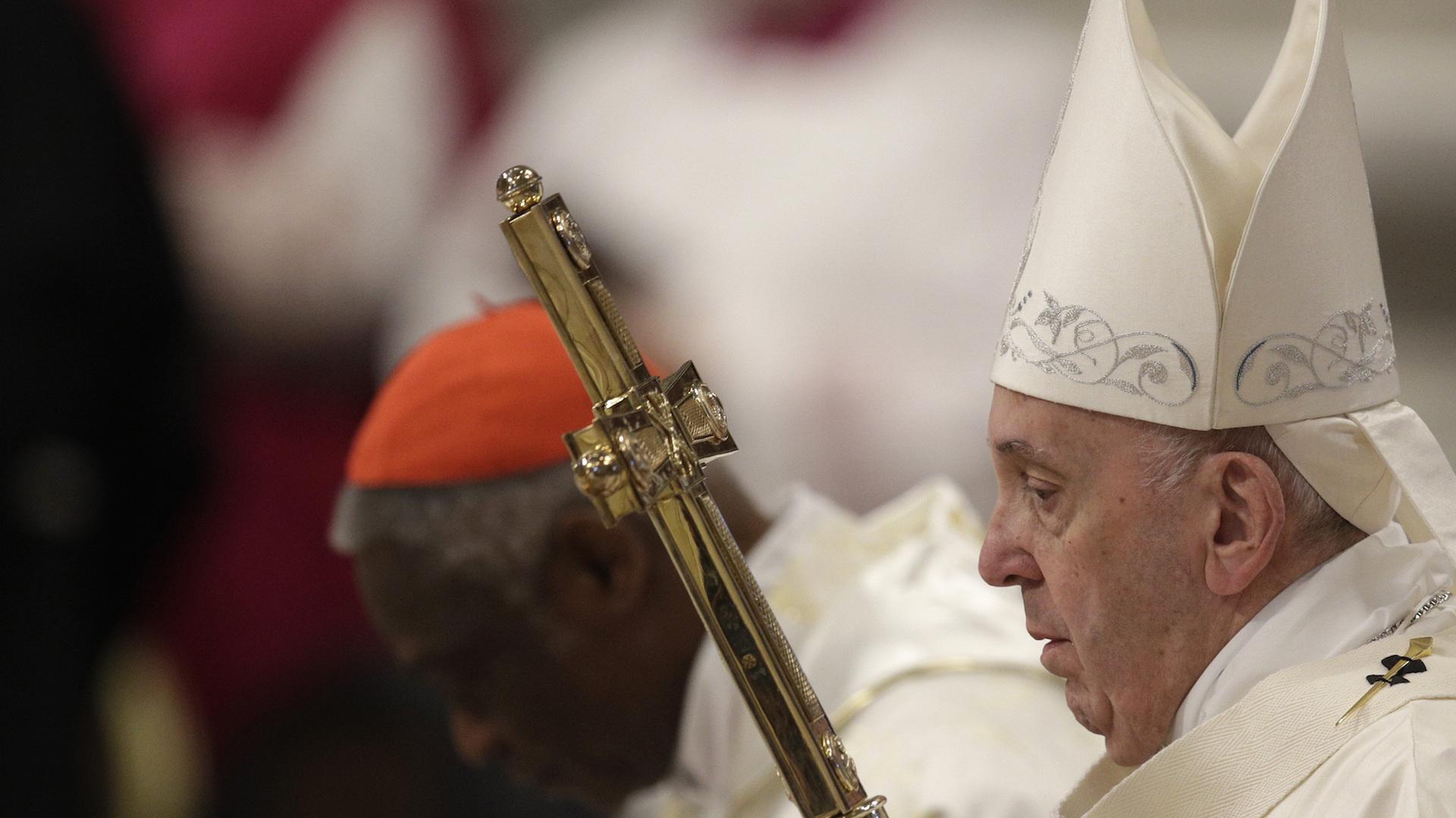 Papa Francisco pidió a UE hacer frente a impacto económico y social del coronavirus