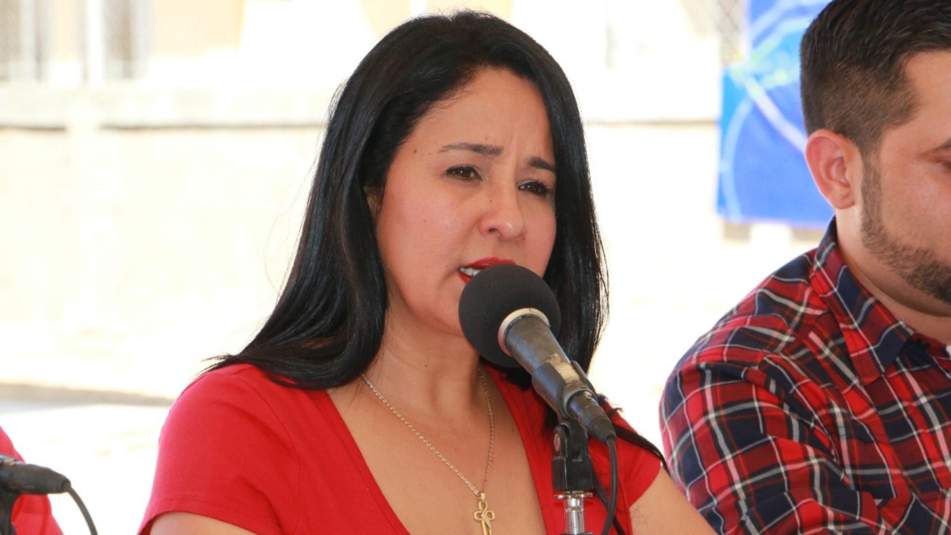 Alberto Fernández habría rechazado Stella Lugo como embajadora de Maduro en Argentina