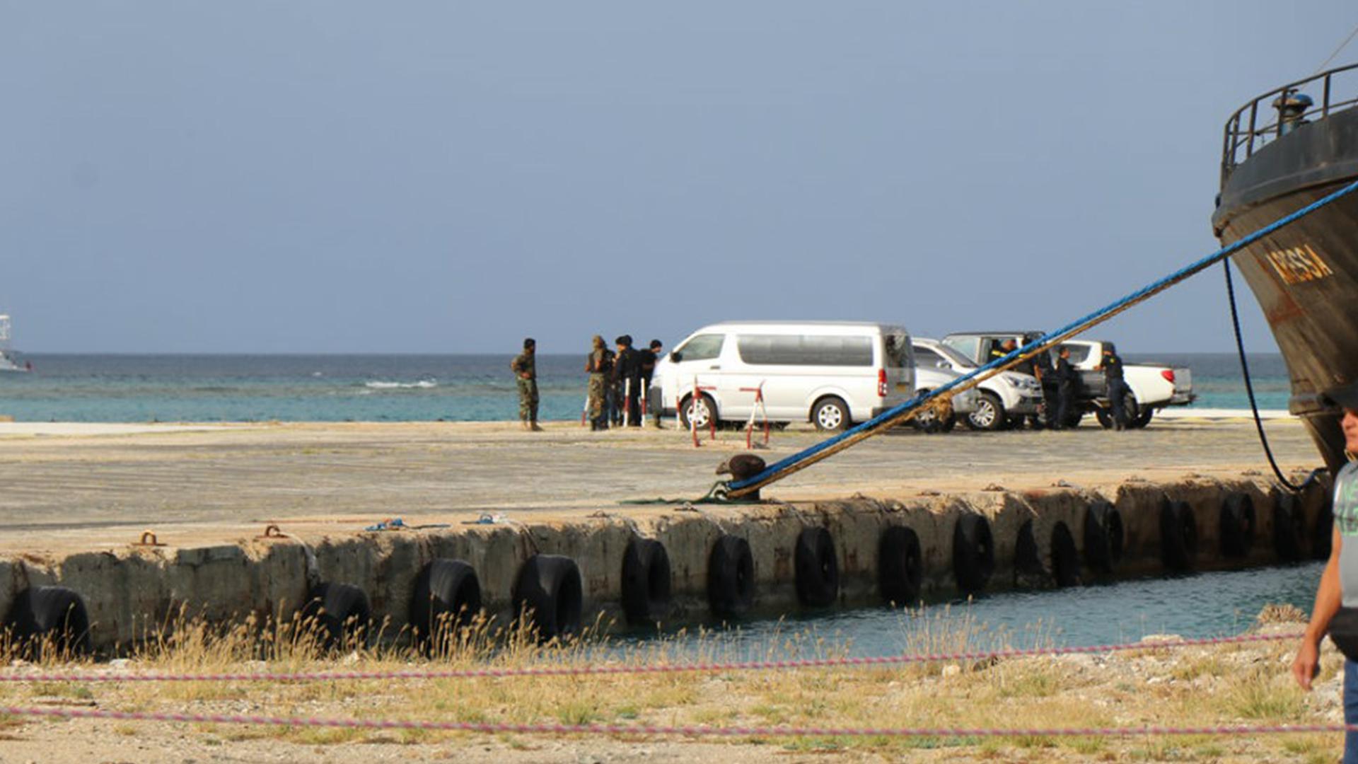 Detienen en Aruba un barco con mil kilos de droga procedente de Venezuela