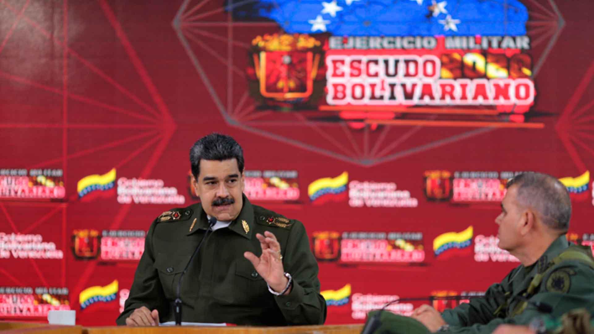 Maduro decreta estado de alarma para frenar el coronavirus