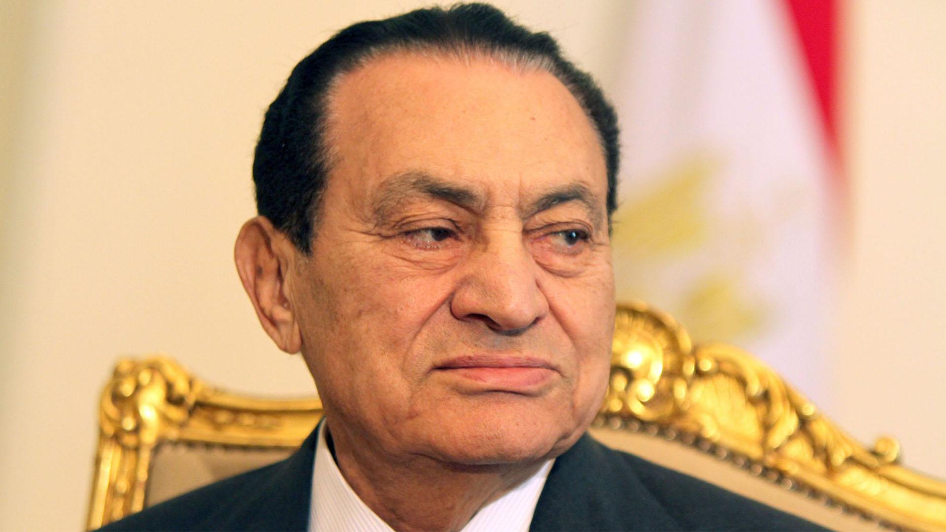 Falleció Hosni Mubarak, expresidente de Egipto durante 30 años