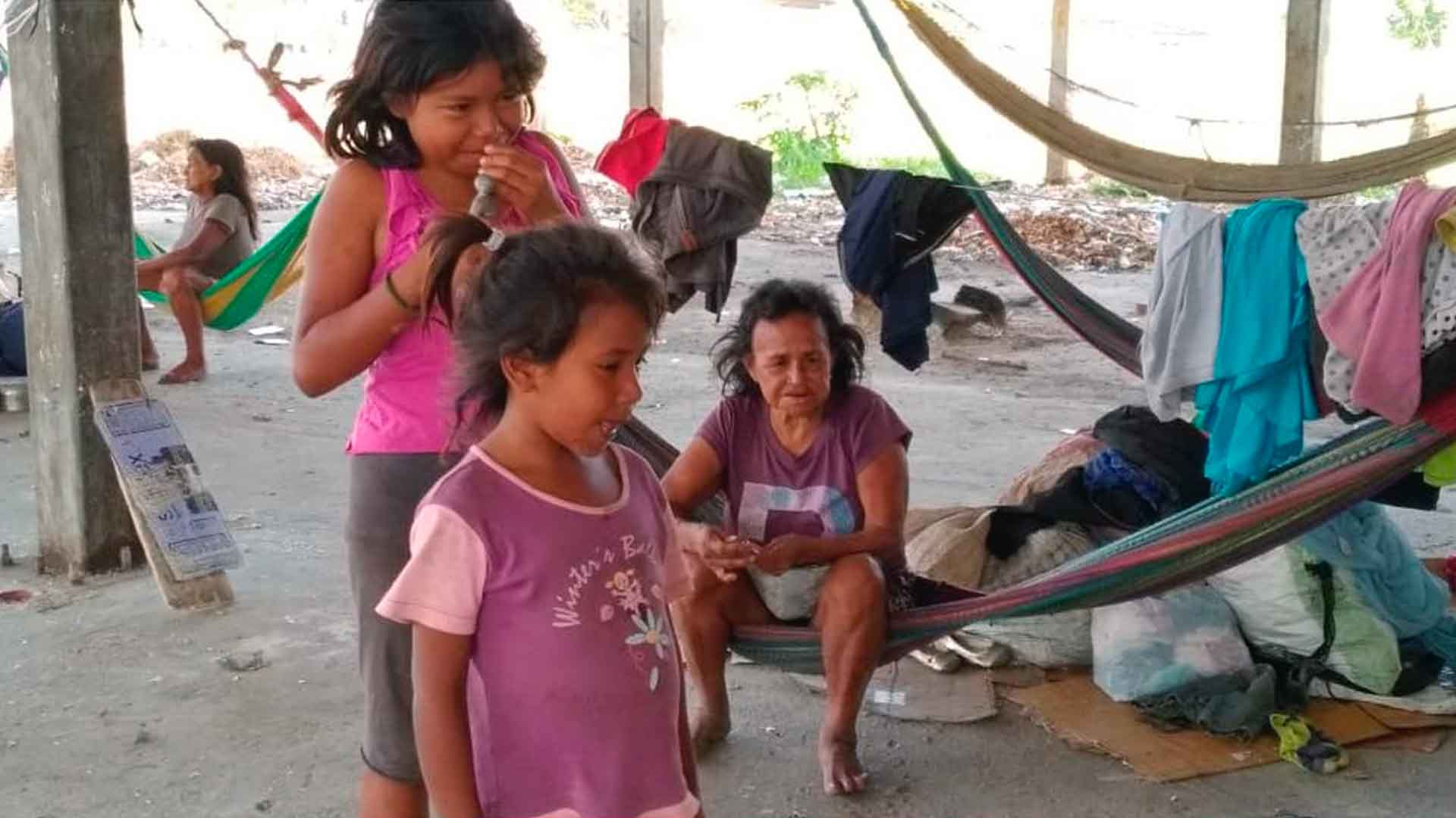 Clamor indígena, por Juan Francisco García