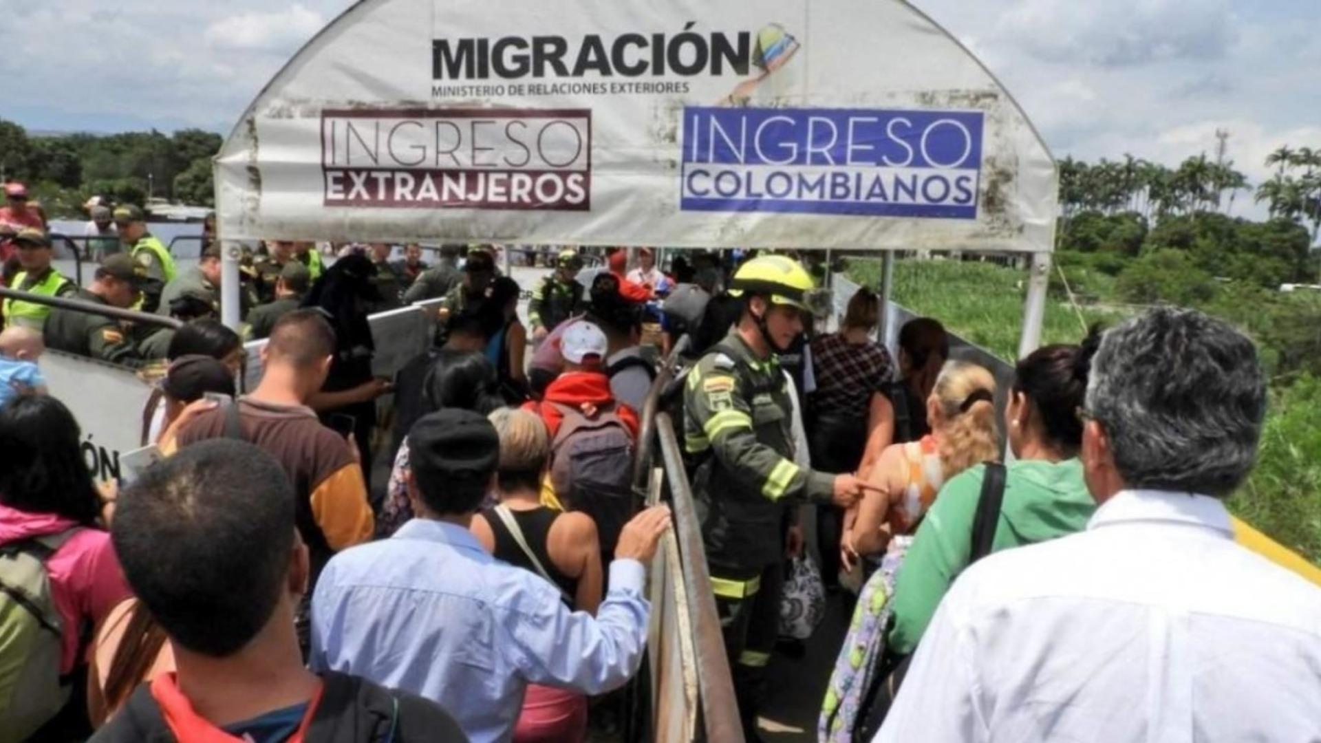 378 migrantes venezolanos fueron asesinados en la frontera colombo-venezolana desde 2017