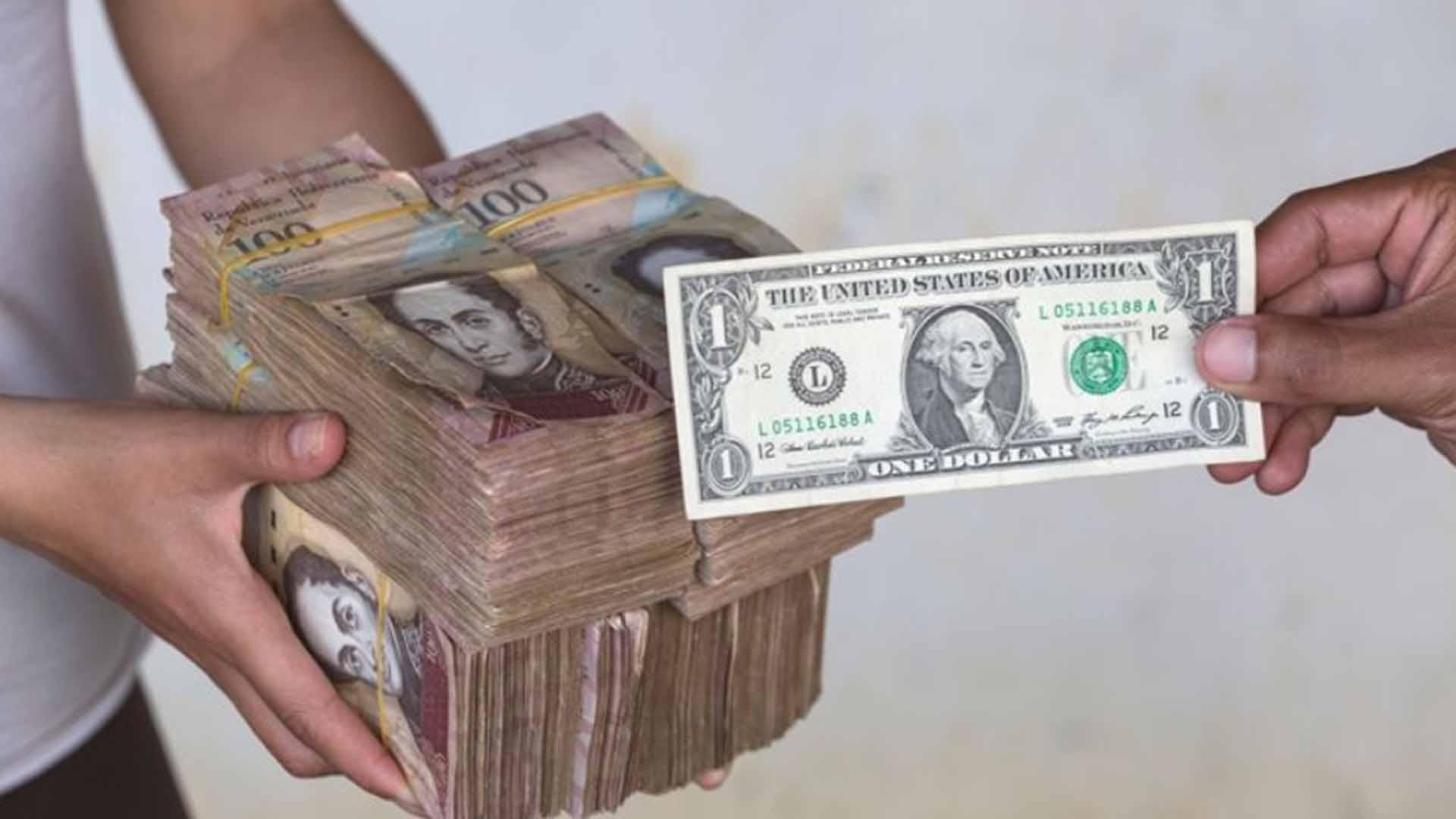 BCV: inflación acumulada en siete meses llega al 491,9%