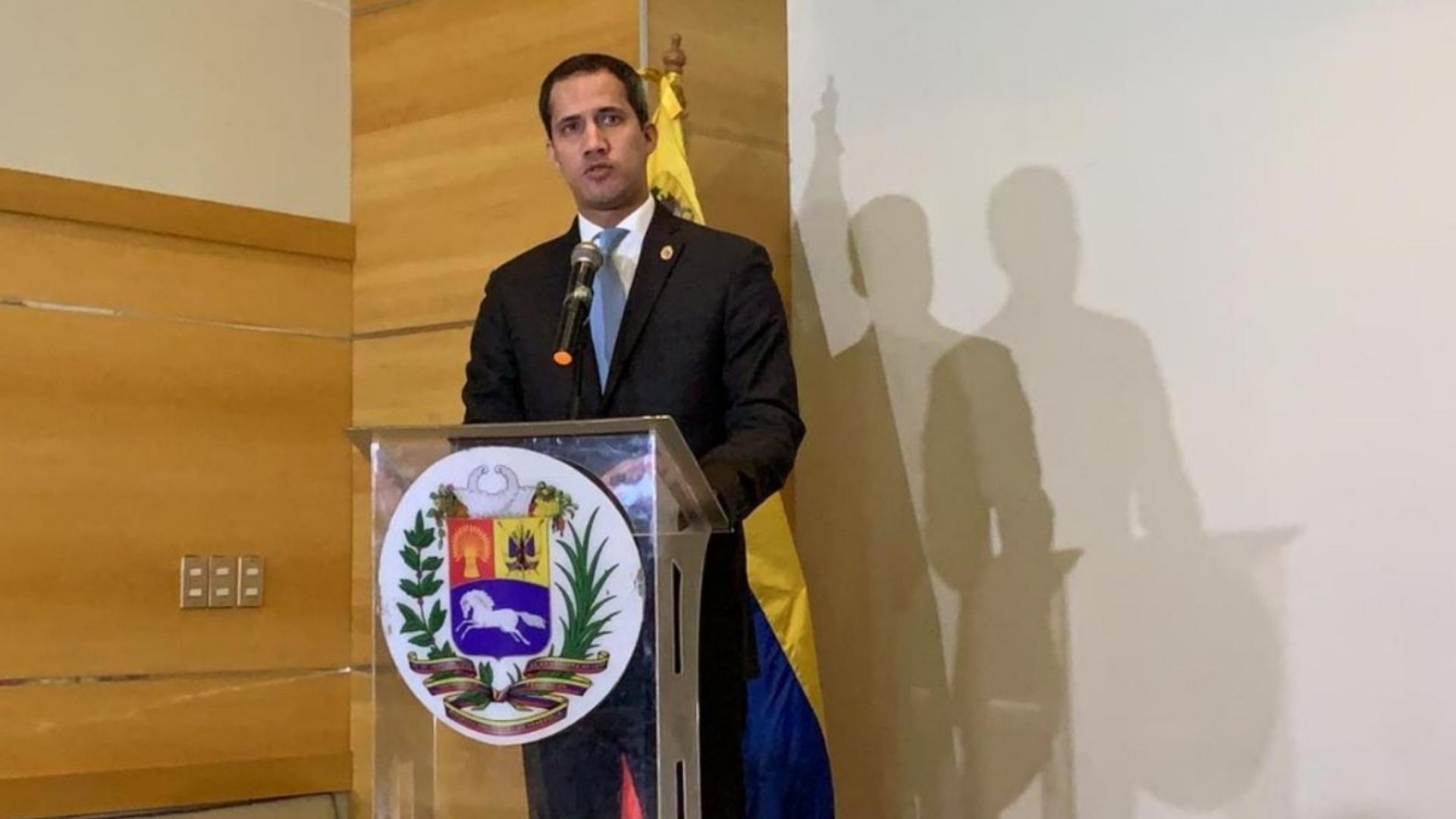 Guaidó denunció operaciones de exterminio en Petare