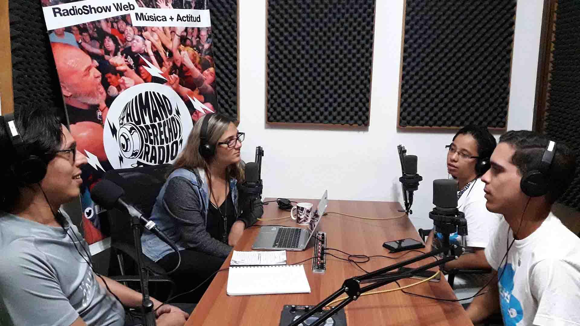 Humano Derecho #159 con Yetzale Castillo y Gustavo Granadillo, representantes de Fundación Vensueño