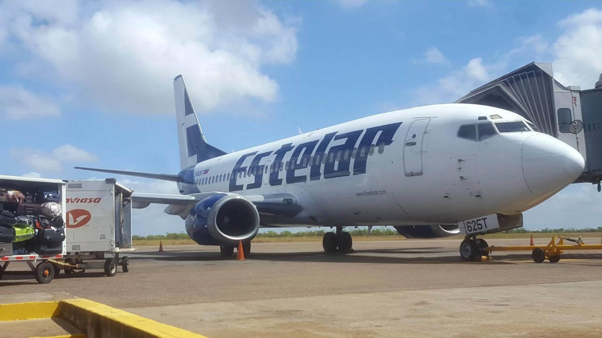 Aterriza de emergencia en Amazonas vuelo proveniente de Buenos Aires