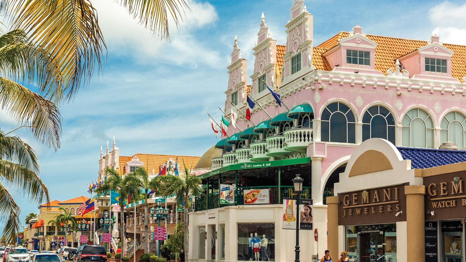 Venezolanos necesitarán visa para entrar a Aruba, Bonaire y Curazao