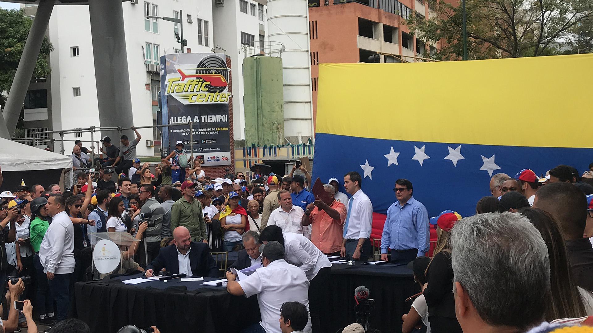 Asamblea Nacional recibe pliego de conflicto: ¿Qué viene ahora?