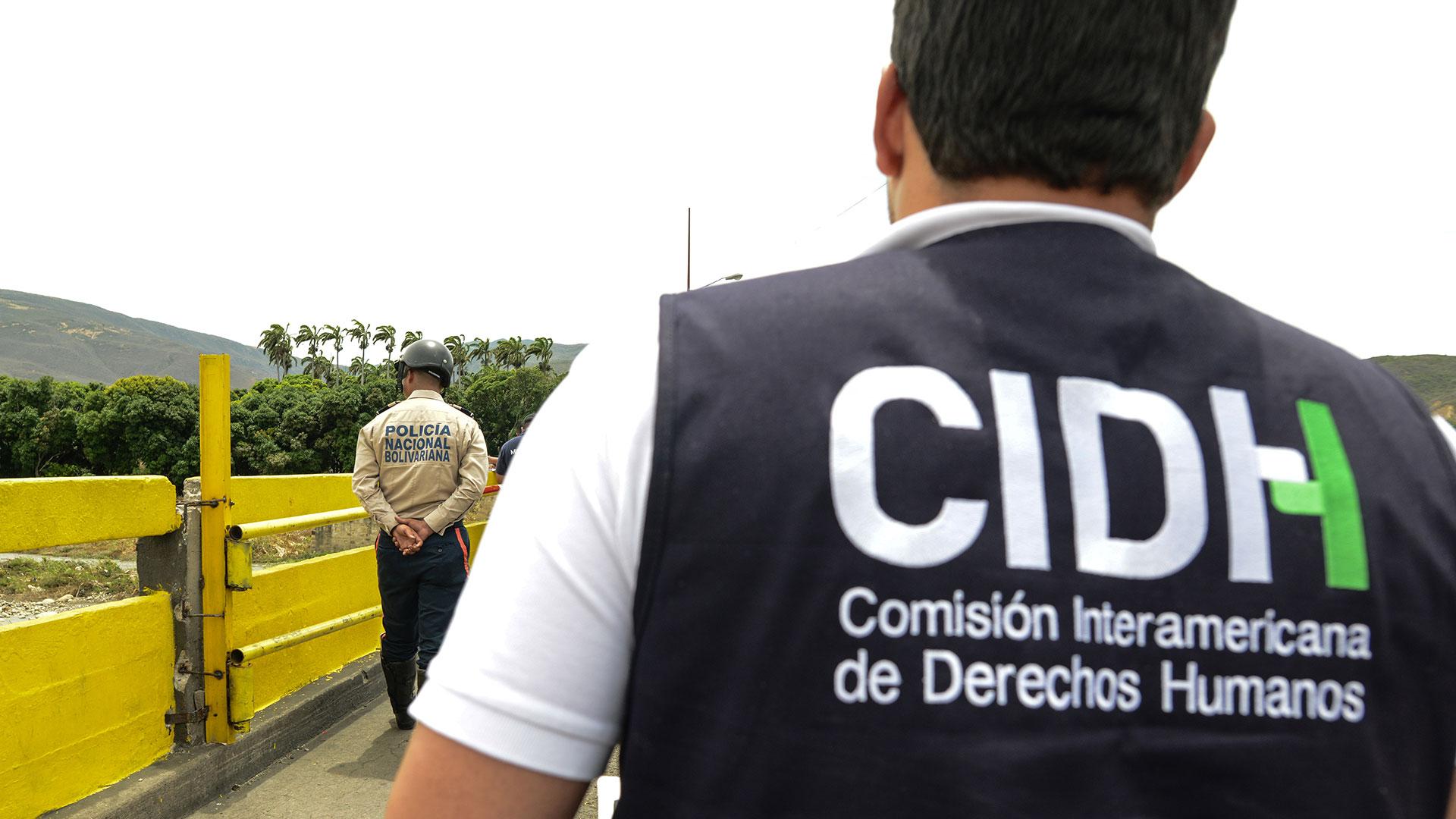 ONG denuncia ante la CIDH las parlamentarias en Venezuela por ser a medida de Maduro