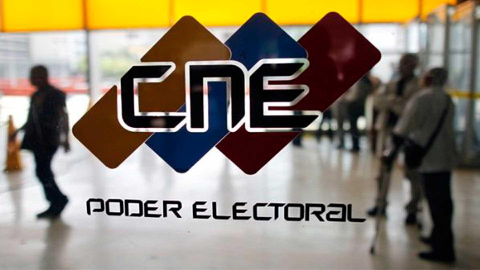 CNE se declaró en sesión permanente para preparar las