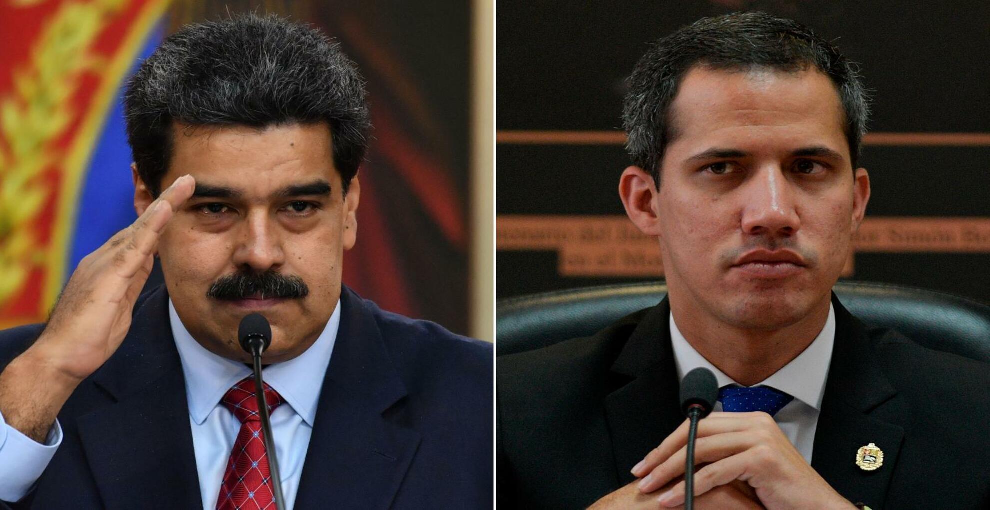 El coronavirus acelera la lucha por el poder entre Maduro y Guaidó